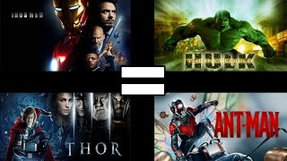 15 Reasons All Marvel Movies Are The Same
