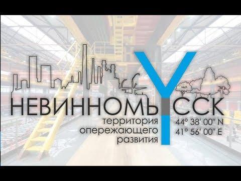 Моногород Невинномысск - 2019