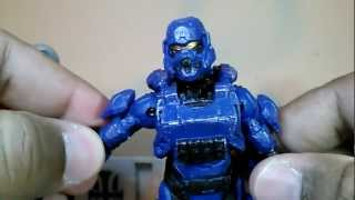 Spartan Soldier - Halo 4 Figure Review