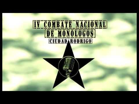 Cuarta edición del Combate Nacional de Monólogos de Ciudad Rodrigo