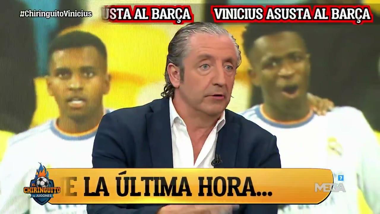 """PEDREROL: """"VINICIUS HA MARCADO EL MEJOR GOL DE LA CHAMPIONS"""""""