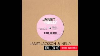 Janet Jackson & Nelly - Call on Me (Dinho Mk3 - Remix)