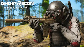 THE KOBLIN IS A DRONES WORST NIGHTMARE in Ghost Recon Breakpoint