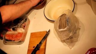 Как засолить красную рыбу (семга. форель, лосось)(Как засолить красную рыбу (семга, нерка, кижуч, форель, чавыча), чтоб к завтраку иметь вкусные бутерброды..., 2011-01-31T21:58:33.000Z)
