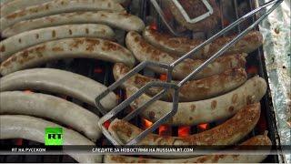 Что есть, то и ешь: как меняется немецкая кухня в многонациональной Германии(В Германии во многих заведениях общепита из меню пропали традиционные свиные сосиски. «Табу на колбаски»..., 2016-03-05T15:43:07.000Z)