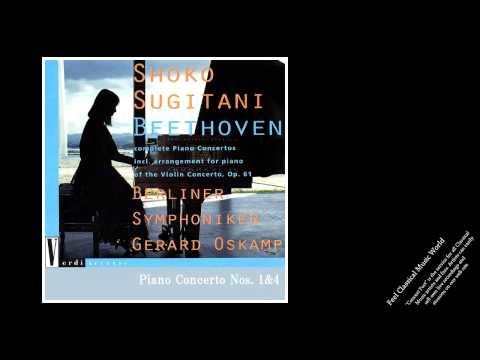 Sugitani plays Beethoven: Piano Concerto No.4
