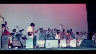 Opus de Funk 同志社大学 The Third Herd Orchestra 1975 6th Yamano Big Band Contest