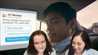 #UberSTORIES: Kilig Reaction Video