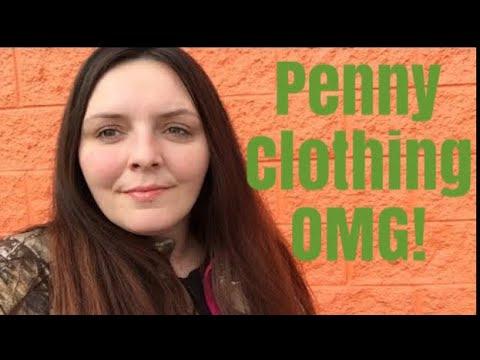Penny Clothing @Dollar General RUN