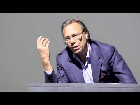 Harald Welzer   Rede zum Recycling Designpreis 2015