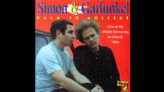 Watch Simon  Garfunkel That Silver Haired Daddy Of Mine video