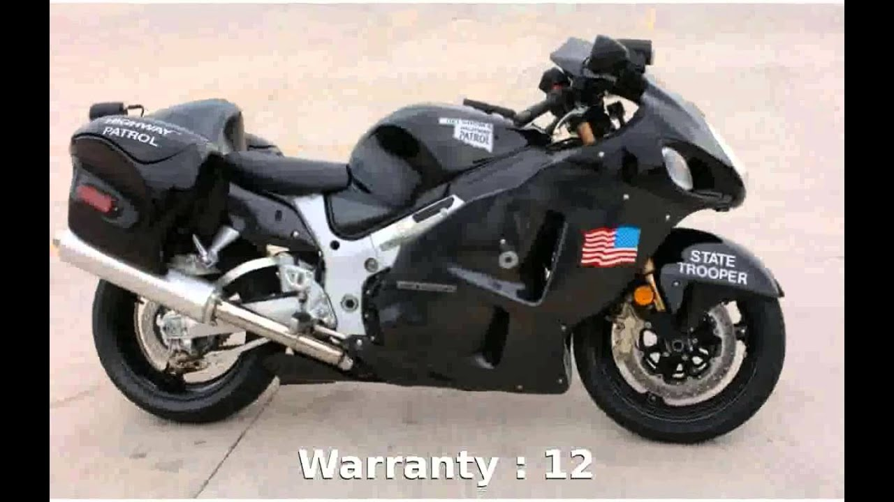 2005 Suzuki Hayabusa 1300R - Top Speed Details Specs Specification Engine  Dealers Features
