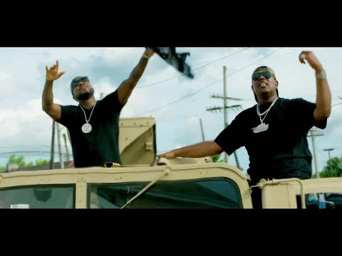 Promise - The Bizness Hourz - Master P & Jeezy team up for new video Gone (Ice Cream Man x Snow Man)