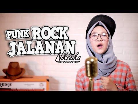 NIKISUKA - KUSIMPAN RINDU DI HATI (Punk Rock Jalanan)