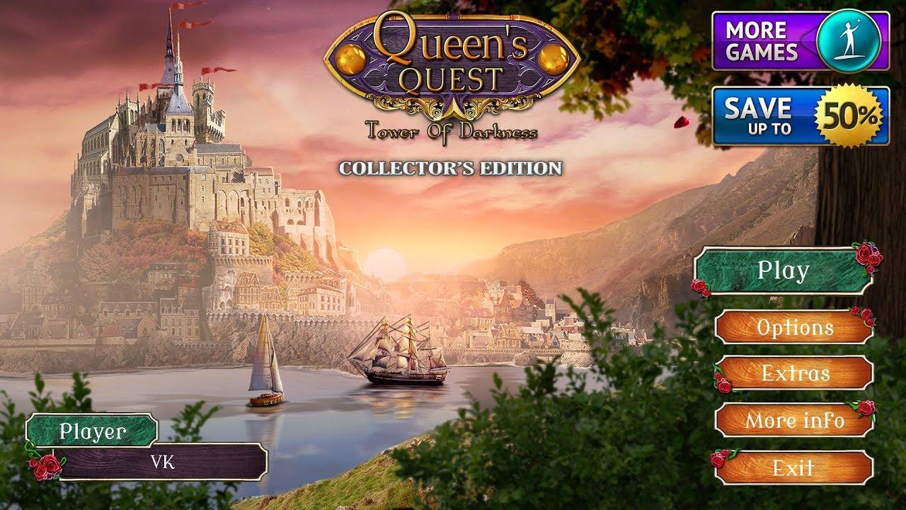 Queens Quest: Tower of Darkness - Walkthrough - Part 2