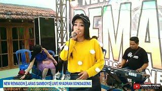 Download Lagu NEW REMASON Live NYADRAN SONOAGENG 2019 RT 06 RW 02 mp3