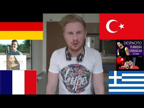 """WHO SANG IT BETTER? """"DESPACITO"""" // GERMANY/TURKEY/FRANCE/GREECE"""