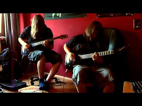 Symphony X - Of Sins And Shadows Cover (ALL SOLOS)