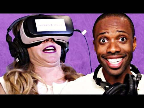 People Try Virtual Reality Porn