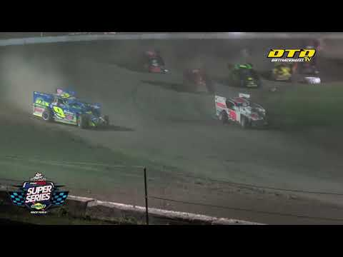 Highlights of the Short Track Super Series North Region Supernationals from the Afton Motorsports Park in Afton, NY. To watch the full event visit ... - dirt track racing video image