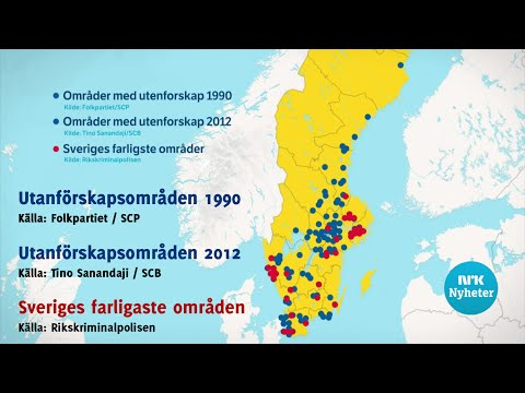 Utanförskapet - Hela NRK:s reportage - Aktuellt  - Tino Sanandaji