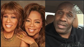 Hollywood Gatekeepers Out In Full Force Caping for Oprah & Gayle, Try To Intimidate Kobe Defende