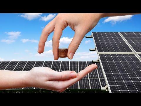 La energía del sol se hace ilegal
