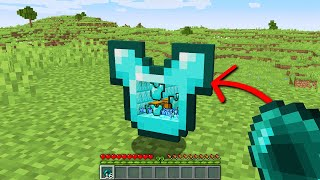 Minecraft, But You Can Go Inside Any Item...