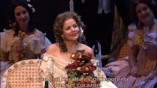 Verdi - La Traviata - Fleming, Bruson, Villazón - Subtítulos en Español
