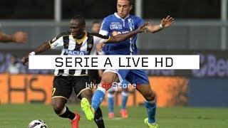 Empoli vs Udinese - Serie Tim A 2018/2019