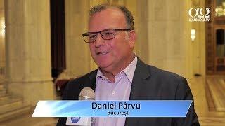 Daniel Pârvu, București - Despre Alfa Omega TV