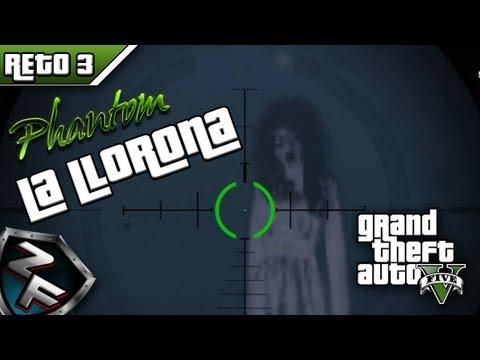 GTA 5 Reto #3: Encontrar El Fantasma La Llorona Easter Egg