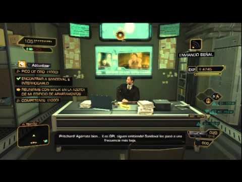 Deus ex human revolution Videoanalisis | GAMESBAND
