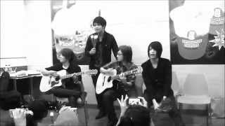JELLYFISH - Sahabat (Live Acoustic Ver.) at Buka Bersama JELLYFISH