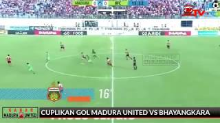 Download Video Cuplikan Gol Madura United vs Bhayangkara 1-2 Liga 1 Indonesia MP3 3GP MP4
