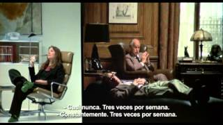 Woody Allen: Psychoanalysis and Therapy