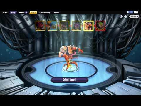 Nyrlatoth Platinun Mutant Reactor - Lucky to Spin Reactor