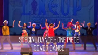 Chebicon 2015 Special Dance - One Piece Cover Dance by LineUp