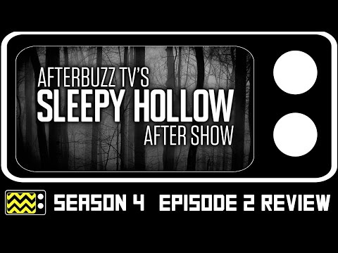 Sleepy Hollow Season 4 Episode 2 Review & After Show | AfterBuzz TV