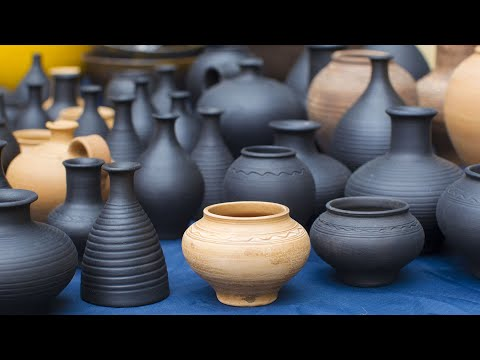 A Pot of Oil and Borrowed Vessels