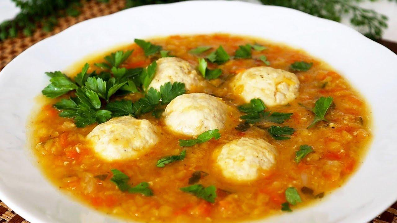 На Обед готовлю Чечевицу. ПП рецепт на каждый день