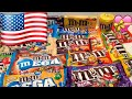 NEW M&M's Collection Candy Unboxing