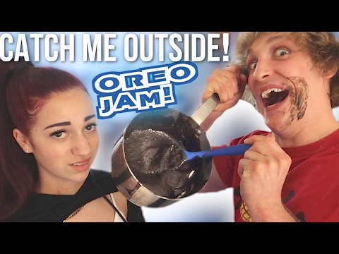 "Thumbnail: WE MADE JAM OUT OF OREOS! (Feat. Danielle Bregoli ""Cash Me Ousside"")"