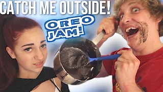 WE MADE JAM OUT OF OREOS! (Feat. Danielle Bre...