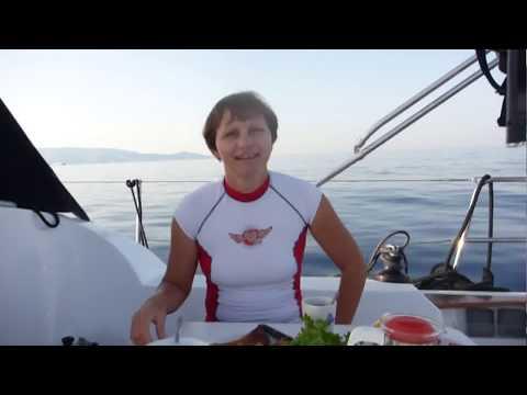 2013 Greece sailing