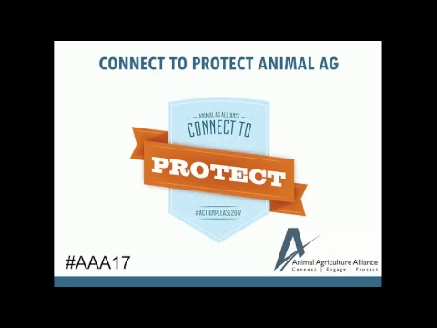 Animal Agriculture Alliance, May 3rd Key Issues Update Strea