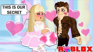 SPOILED RICH GIRL FALLS IN LOVE WITH A PEASANT... A Roblox Love Story