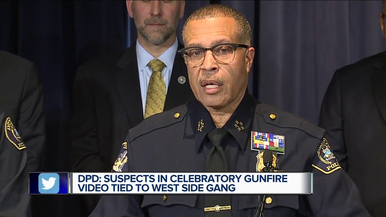 Chief Craig message to celebratory New Year's Eve shooters: 'We've identified all of