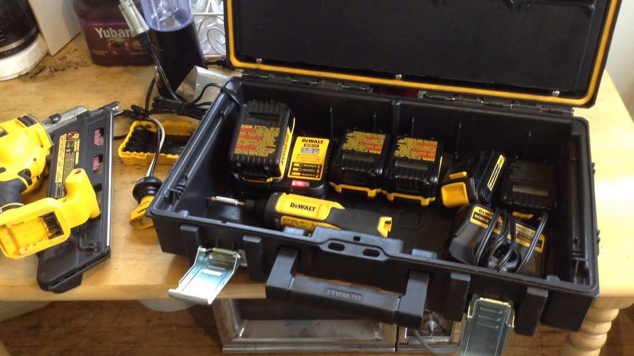 Design Ideas For Dewalt Multiple Battery Charger For