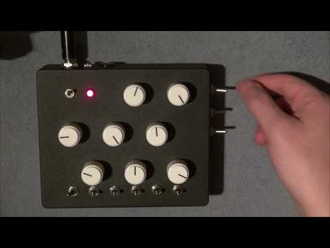 Circuit Bending: Rucci - Maximal Drone